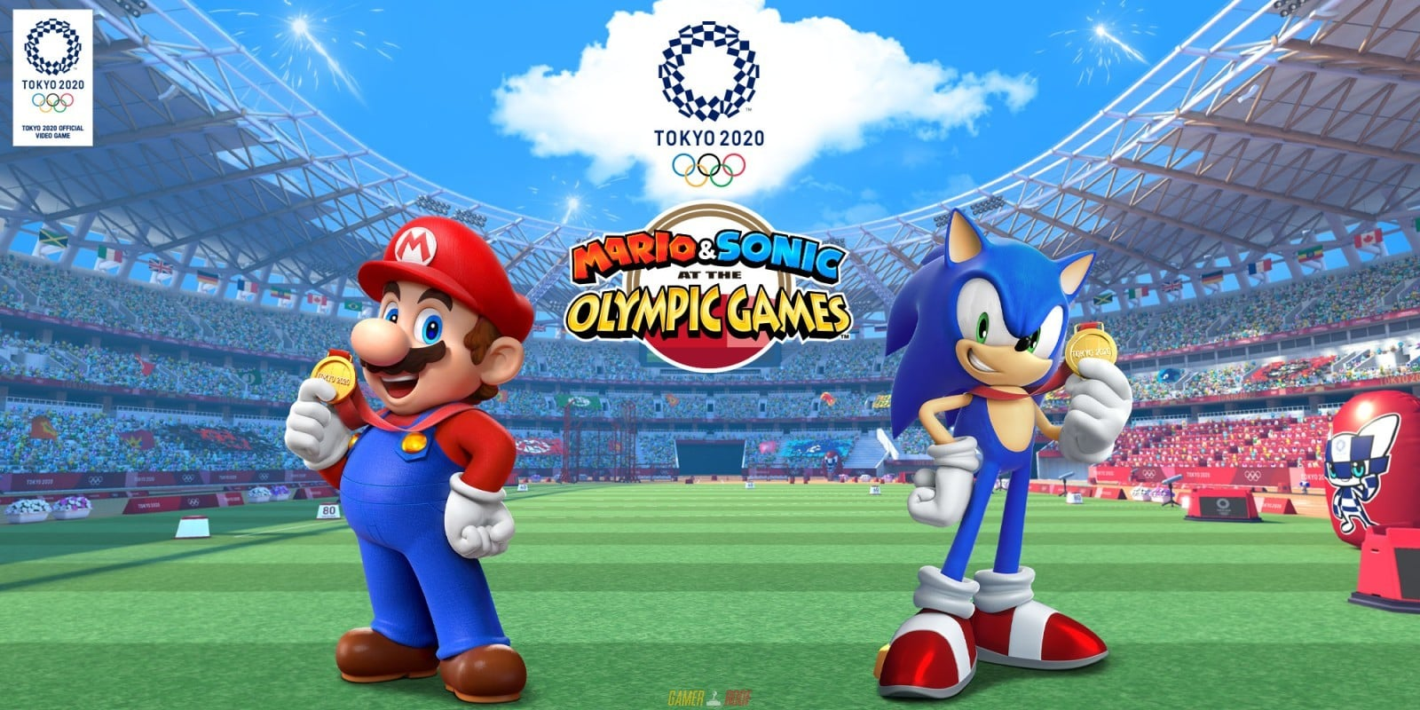 Best Switch Games 2020.Mario Sonic At The Olympic Games Tokyo 2020 Nintendo