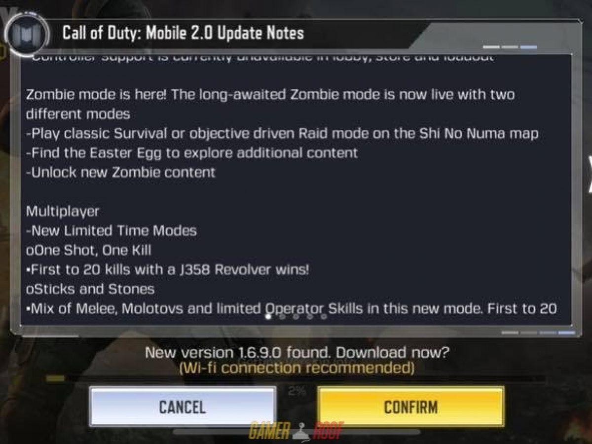 call of duty mobile season 9 zombies