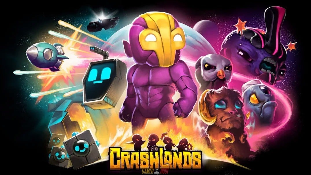 Crashlands Pro Mod APK Android Full Unlocked Working Free Download