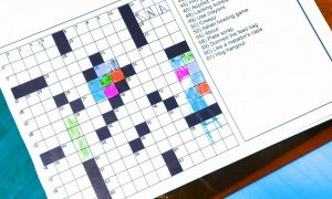 Daily Newspaper Crossword Puzzles