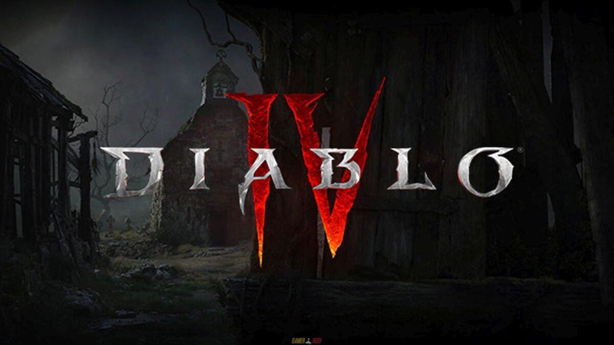 Diablo 4 PC Full Version Free Download