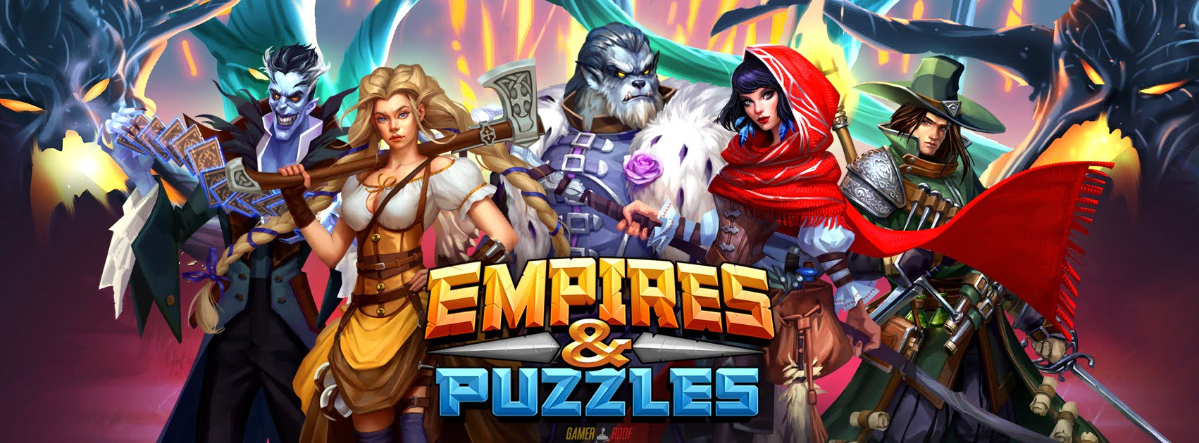 Empires and Puzzles Mod APK Android Full Unlocked Working Free Download