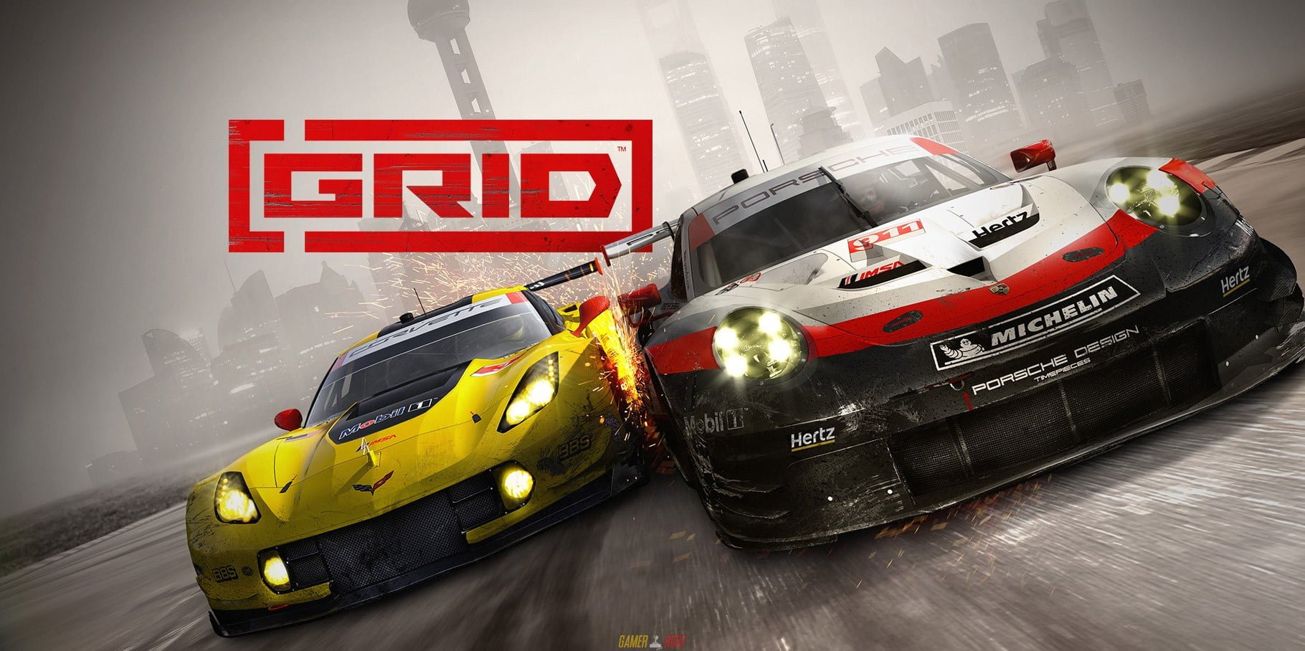GRID PC Version Full Game Free Download