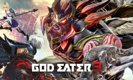 GOD EATER 3 PC Version Full Game Free Download
