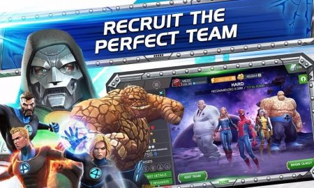 MARVEL Contest of Champions Mod APK Android Full Unlocked Working Free Download