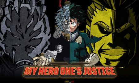 MY HERO ONE'S JUSTICE PC Version Full Game Free Download