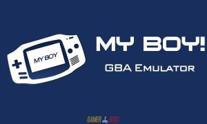 My Boy GBA Emulator Mod APK Android Full Unlocked Working Free Download