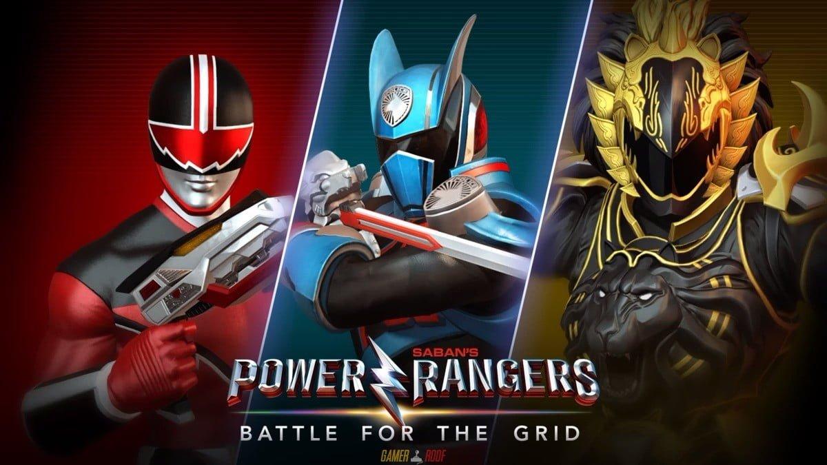 Power Rangers Nintendo Switch Version Full Game Free Download
