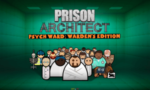 Prison Architect Psych Ward Warden's Edition PC Version Full Game Free Download