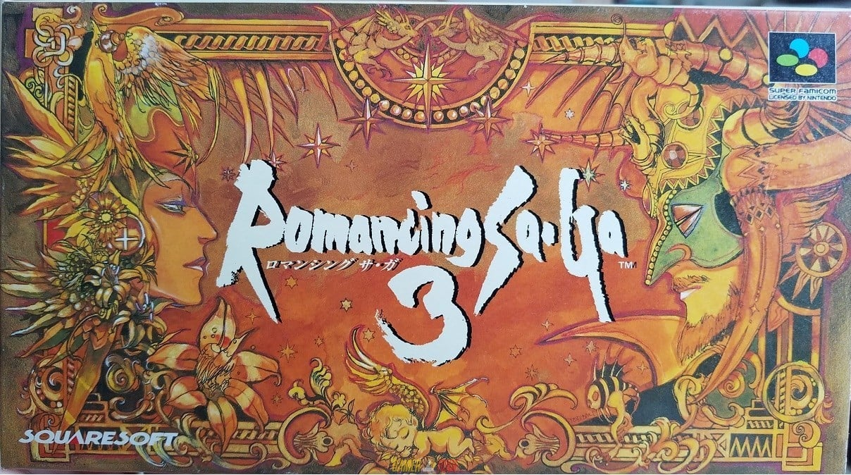 Romancing SaGa 3 PS4 Full Version Free Download Best New Game