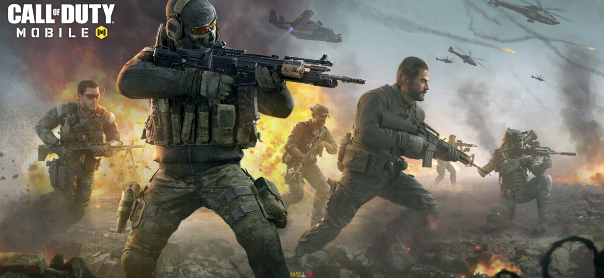 Call of Duty Mobile 1.0.8.0 iOS Full WORKING Game Mod Free Download