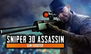 Sniper 3D Gun Shooter Mod iOS Full Unlocked Working Free Download