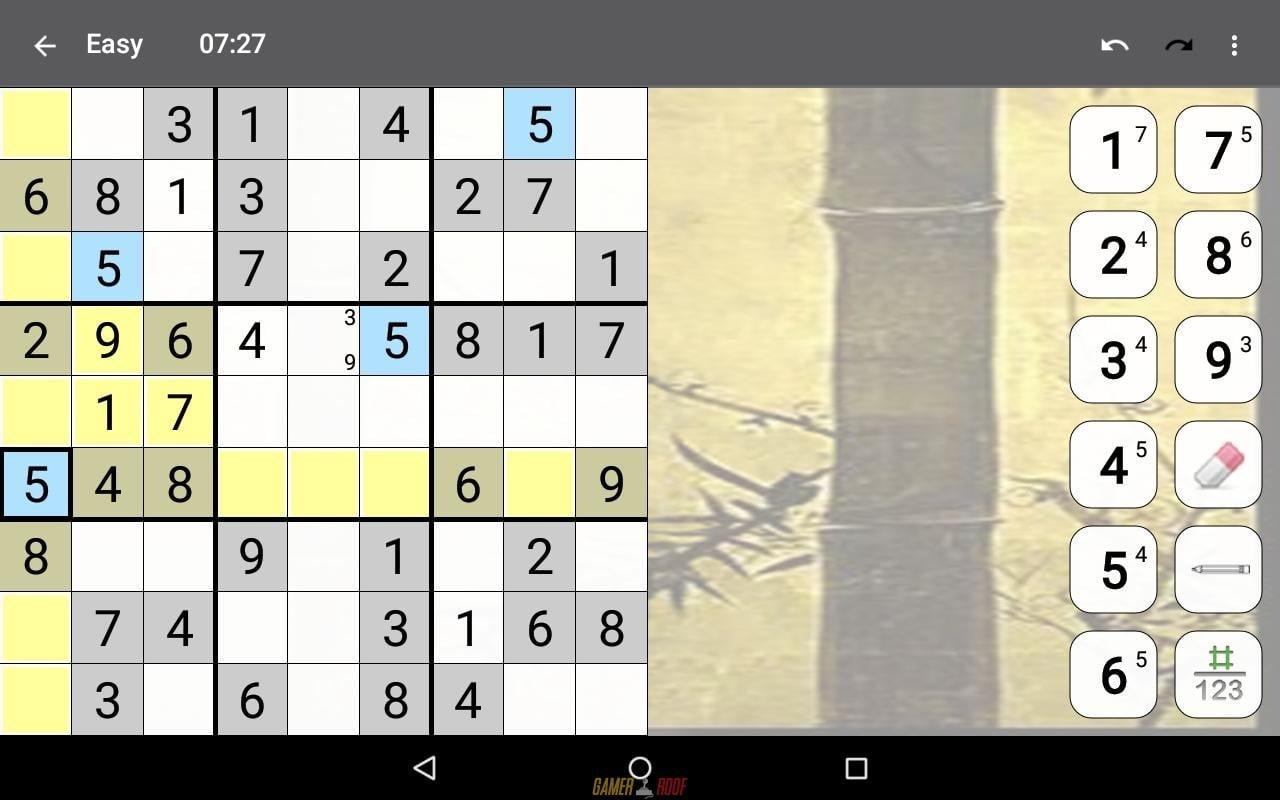 Sudoku Premium Mod APK Android Full Unlocked Working Free Download