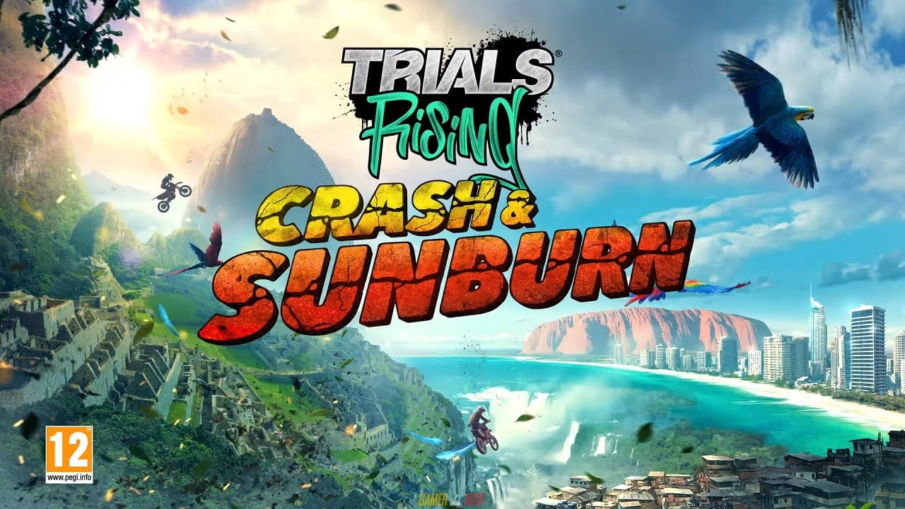 Trials Rising Crash and Sunburn Nintendo Switch Version Full Game Free Download