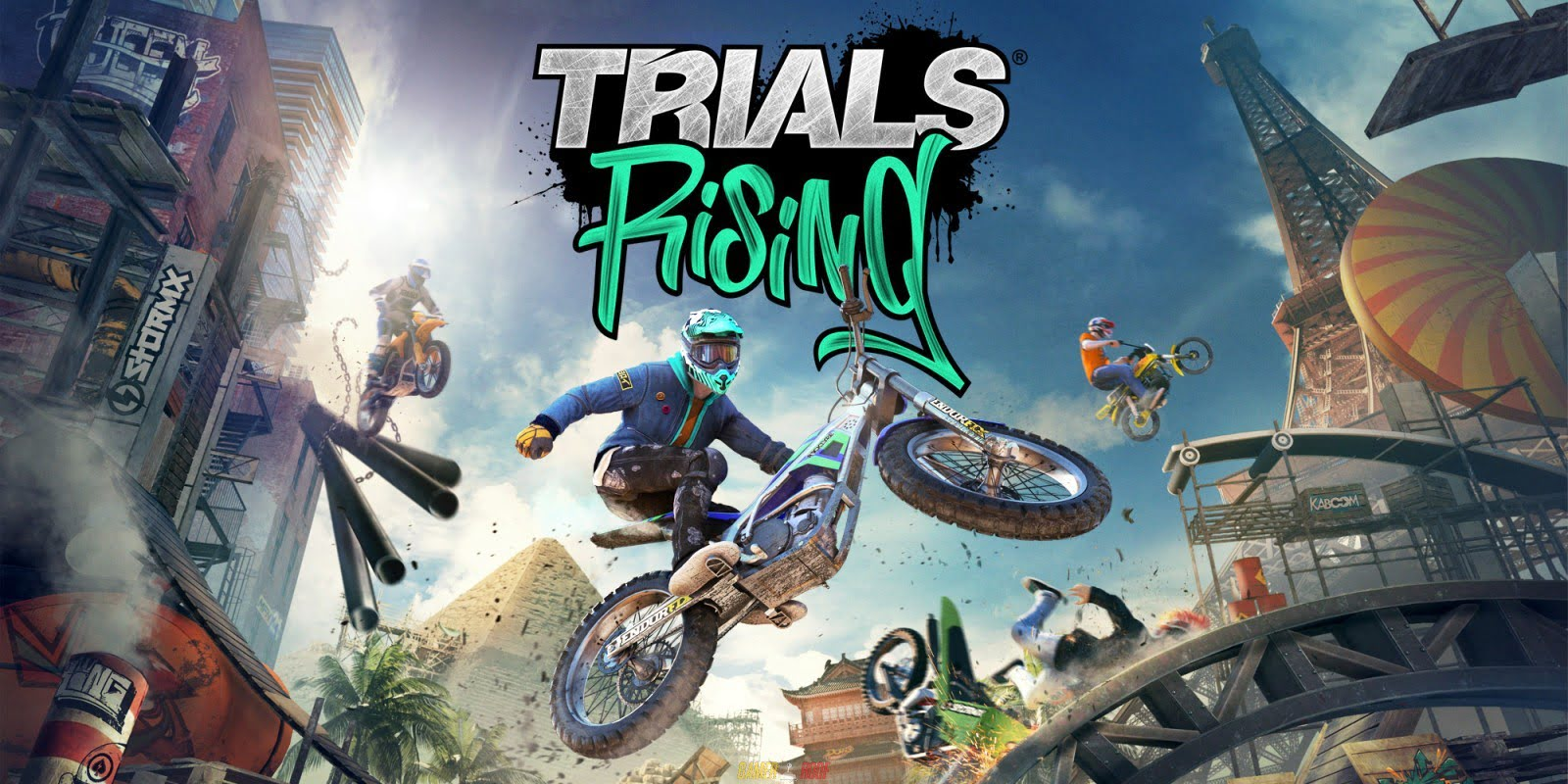 Trials Rising PC Version Full Game Free Download