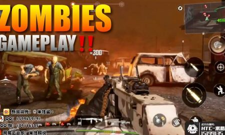 Call of Duty Mobile Zombies Mode Full WORKING Game Mod APK Free Download