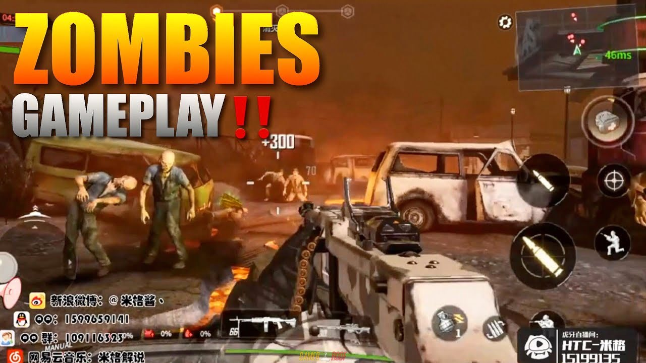 Call of Duty Mobile Zombie Mode LIVE Update Android Full WORKING Game Free Download