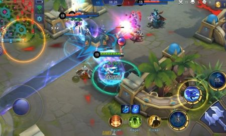 Mobile Legends Bang Bang Mod APK Android Full Unlocked Working Free Download