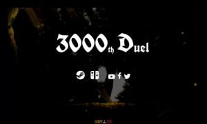 3000th Duel PC Version Full Game Free Download