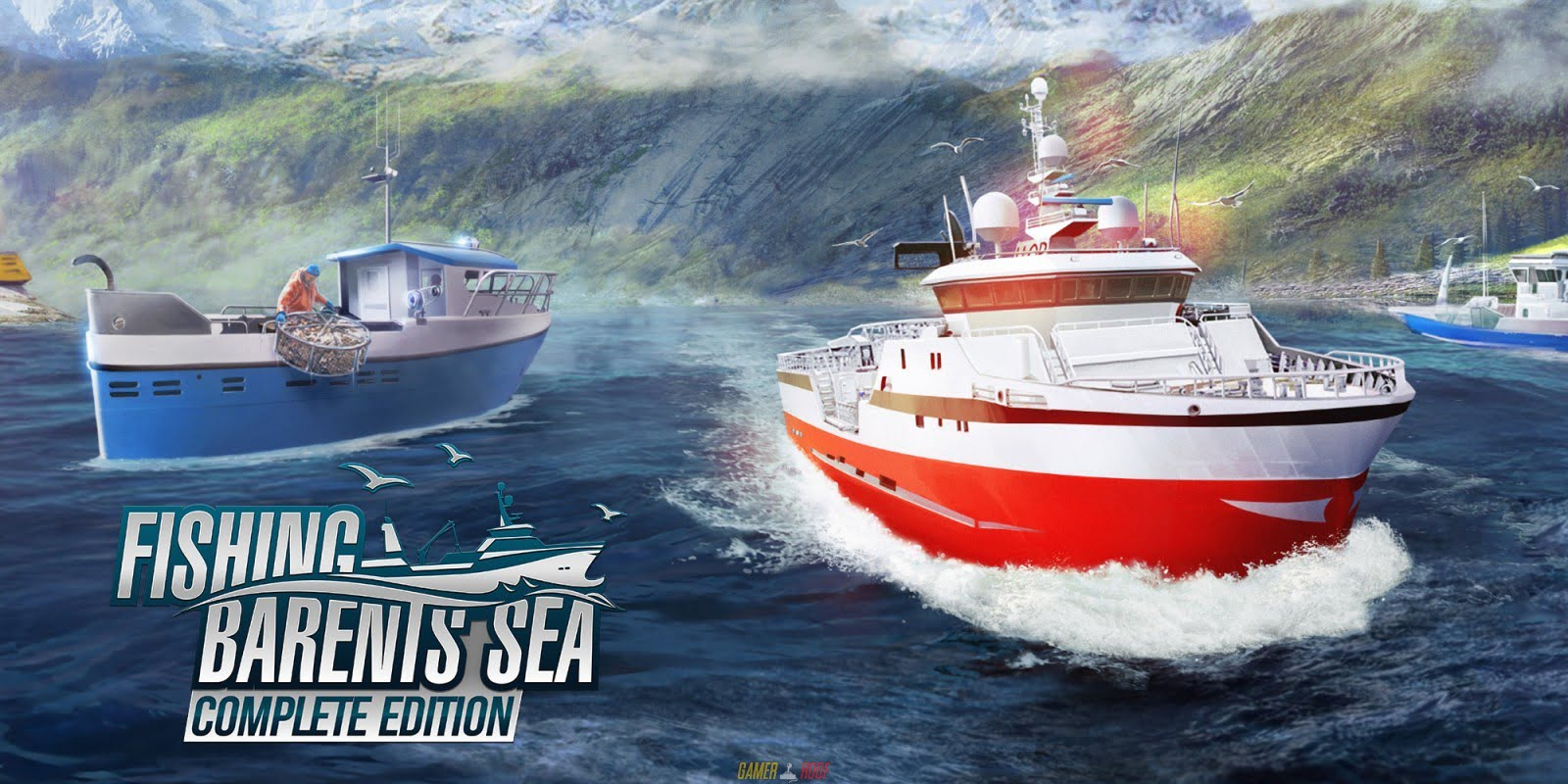 Fishing Barents Sea Complete Edition Nintendo Switch Version Full Game Free Download