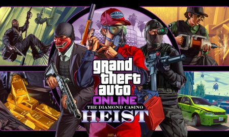 GTA Online The Diamond Casino Heist PC Version Full Game Free Download