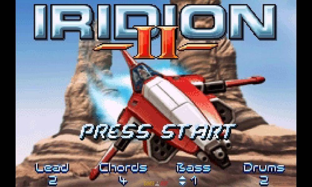 Iridion 2 PC Version Full Game Free Download