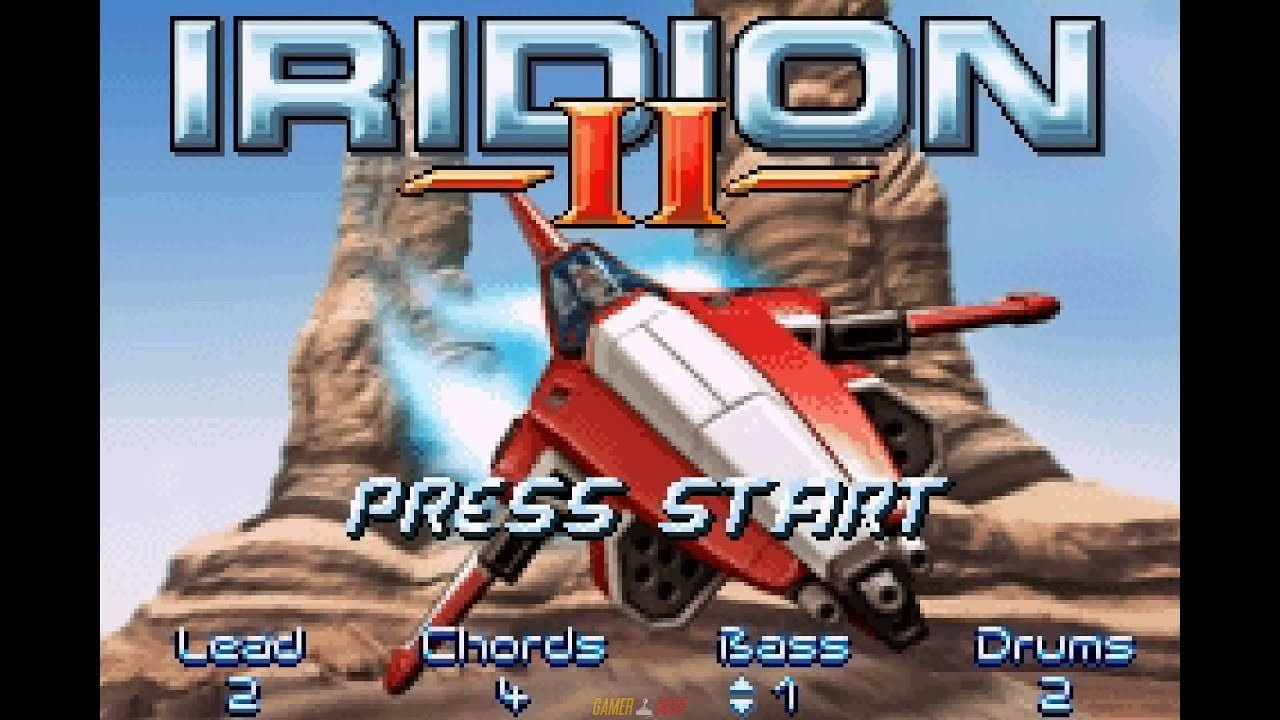 Iridion 2 PC Version Full Game Free Download