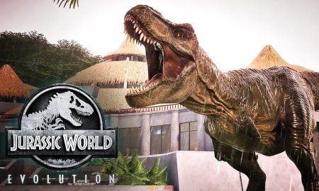Jurassic World Evolution Return to Jurassic Park DLC PC Version Full Game Free Download