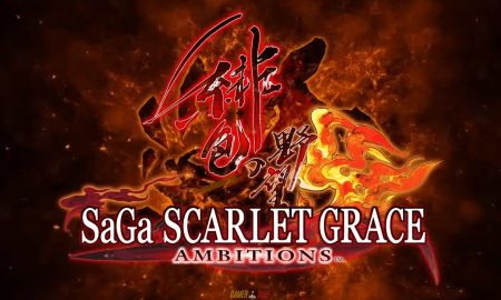 Saga Scarlet Grace Scarlet Ambition PC Version Full Game Free Download