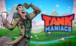 Tank Maniacs PC Version Full Game Free Download