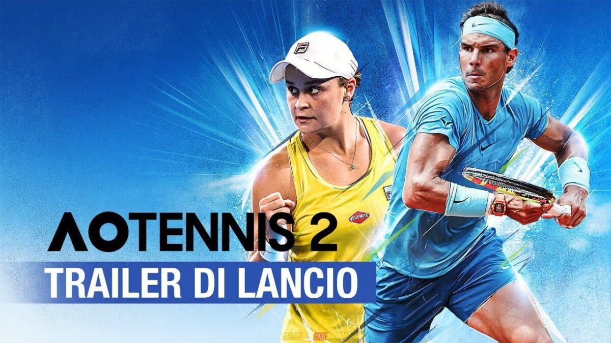 AO Tennis 2 PC Version Full Free Game Download
