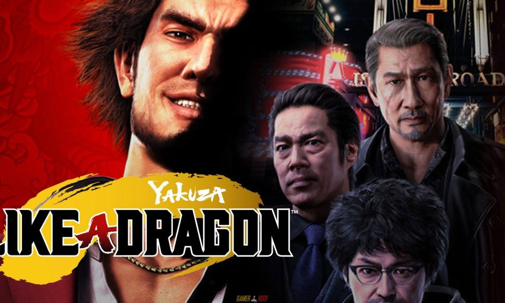 Yakuza Like a Dragon PC Version Full Free Game Download