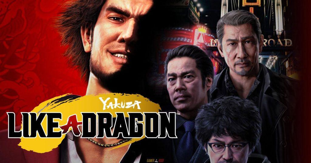 Yakuza Like a Dragon PS4 Version Full Free Game Download